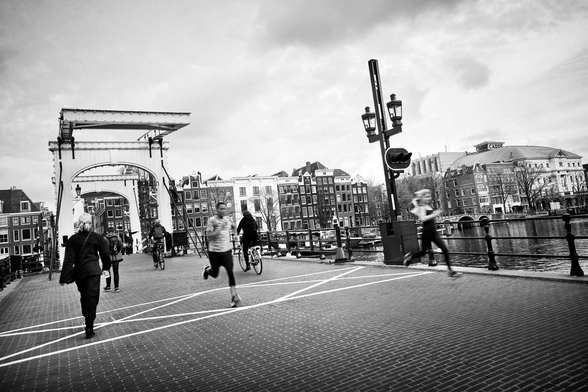 RUNNING PROJECT AMSTERDAM